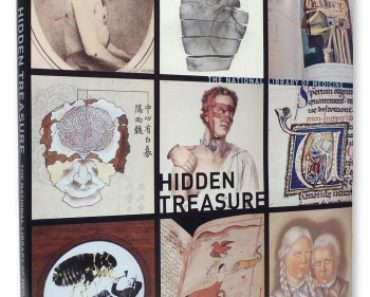 Medical library artifacts are featured in the book, Hidden Treasure: The National Library of Medicine (Blast Books)