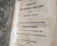 Wonders of the Universe, published in 1836.