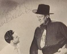 Dave Ballard, the Texas Giant