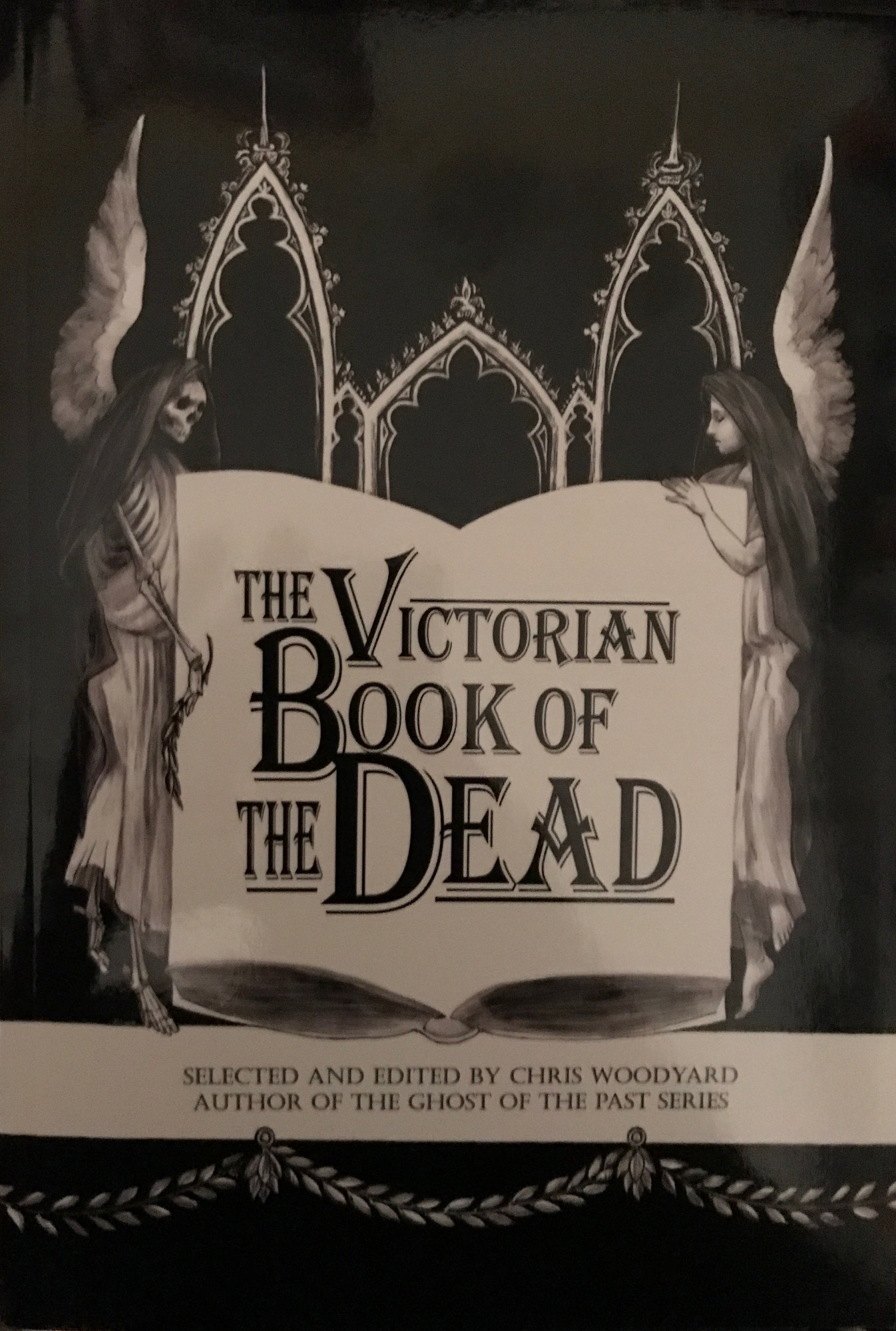 The body snatching article comes from The Victorian Book of the Dead, by Chris Woodyard