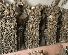 Capuchin Crypt in Rome.