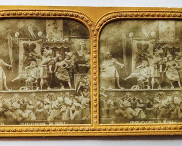 Les Diableries: Charlatanisme Du Diable (The Devil's Quackery). Hartzman Collection.