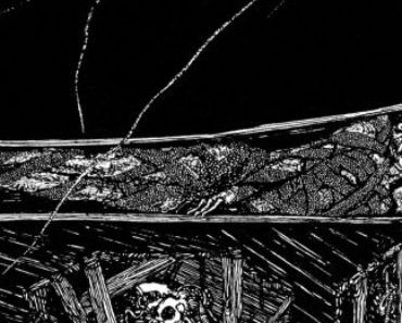 Premature Burial [Public domain], via Wikimedia Commons-Illustration for Edgar Allan Poe's story The Premature Burial by Harry Clarke (1889-1931), published in 1919.