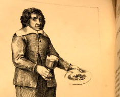 Francesco Battaglia, The Stone-Eater. As illustrated in The Book of Remarkable Characters, by Henry Wilson and James Caulfield.