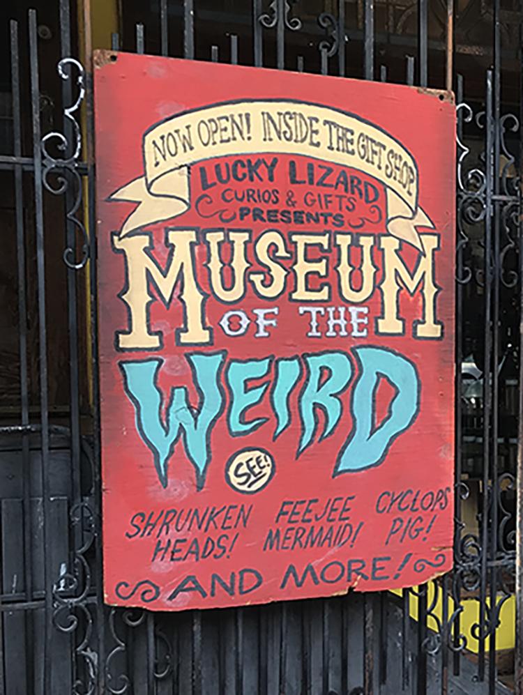 Museum Of The Weird Austin 10