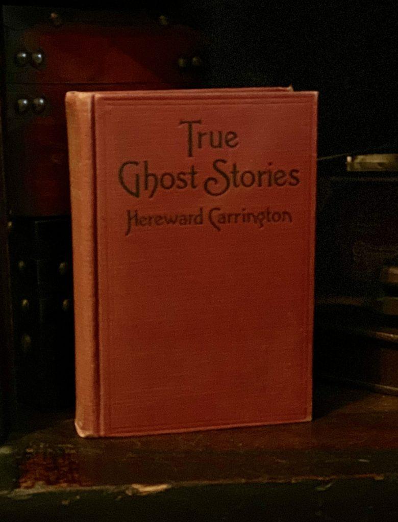 True Ghost Stories, According to Psychic Investigator Hereward